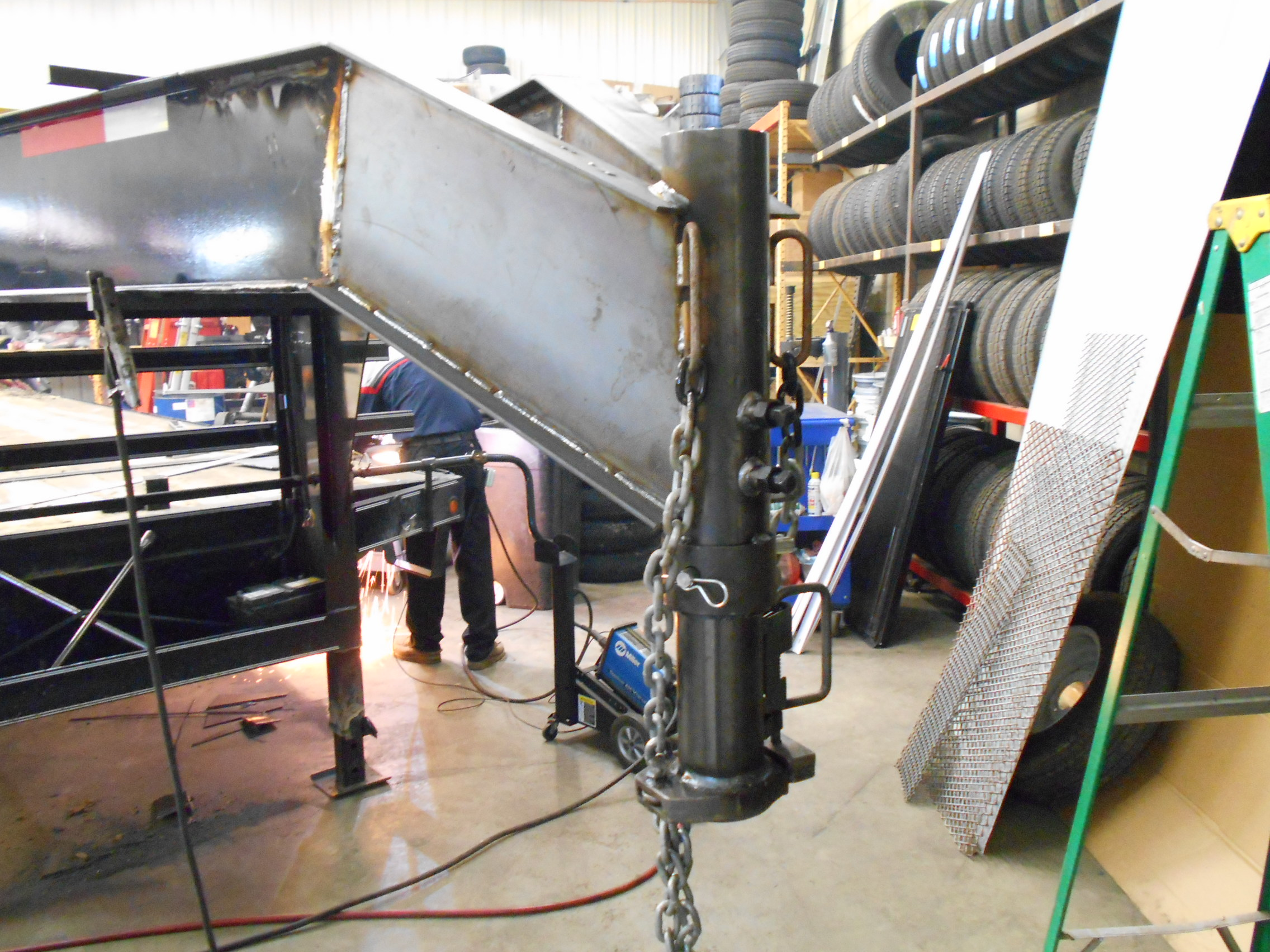 Welding Amp Fabrication Trailer Service And Repair M Amp G