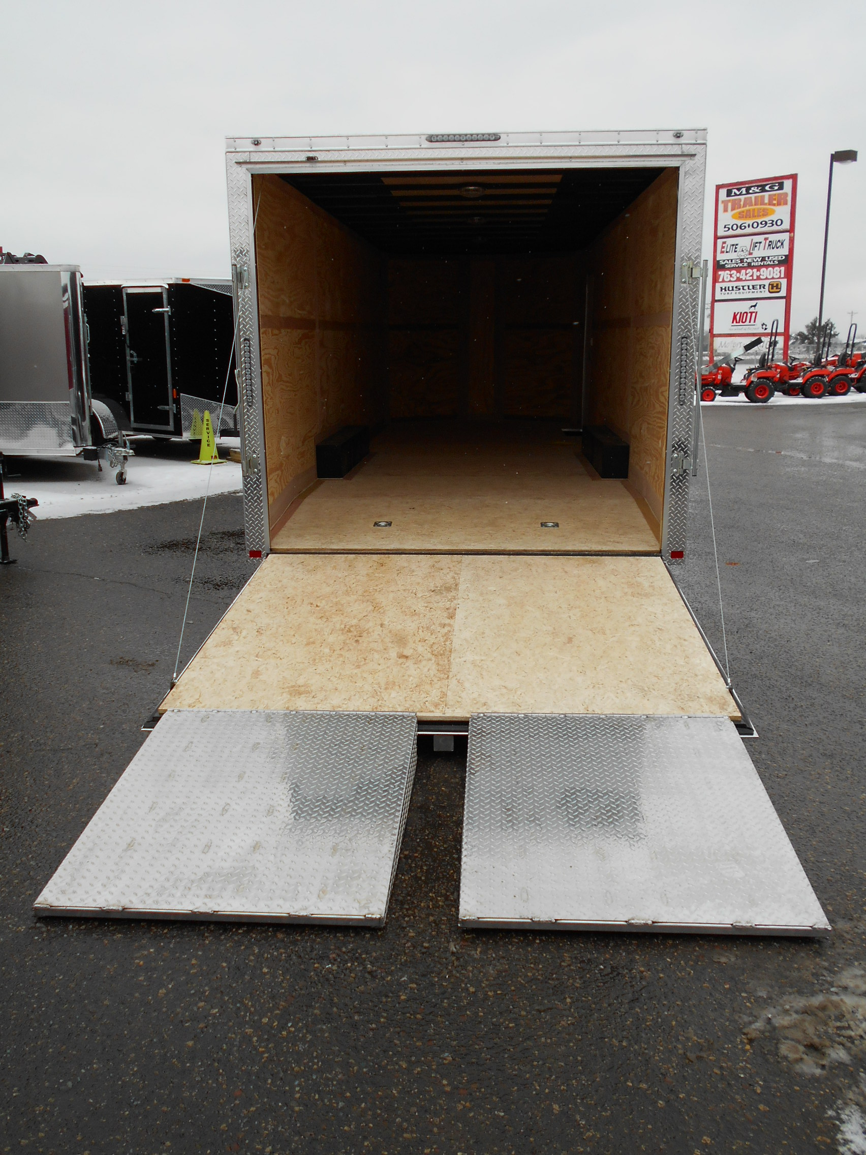 Aluminum Atv Ramps >> Trailer Upgrades | Cargo Control | Ladder Racks | Loading ...