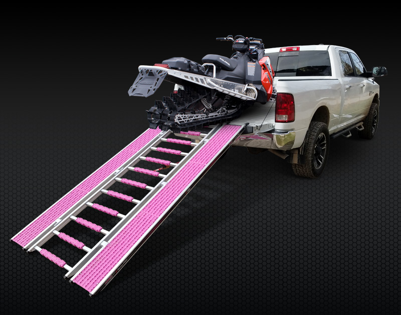 Snow Trailer Loading Ramps