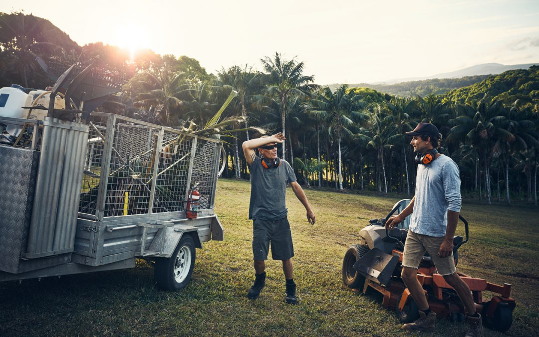 Trailers & Equipment: 3 Investments to Make for Your Landscaping Business