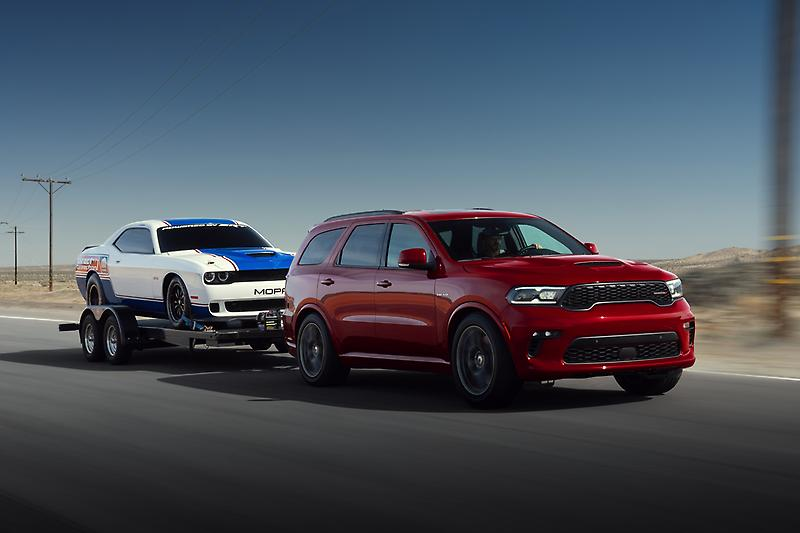 10 Best Cars for Towing a Trailer in 2022