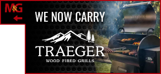 M & G Trailers Carries Traeger Grills!